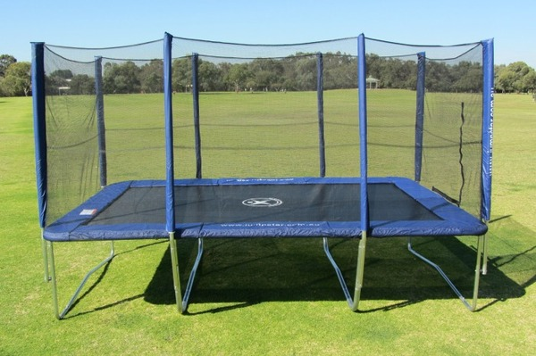 How To Choose The Right Sized rectangle Trampoline