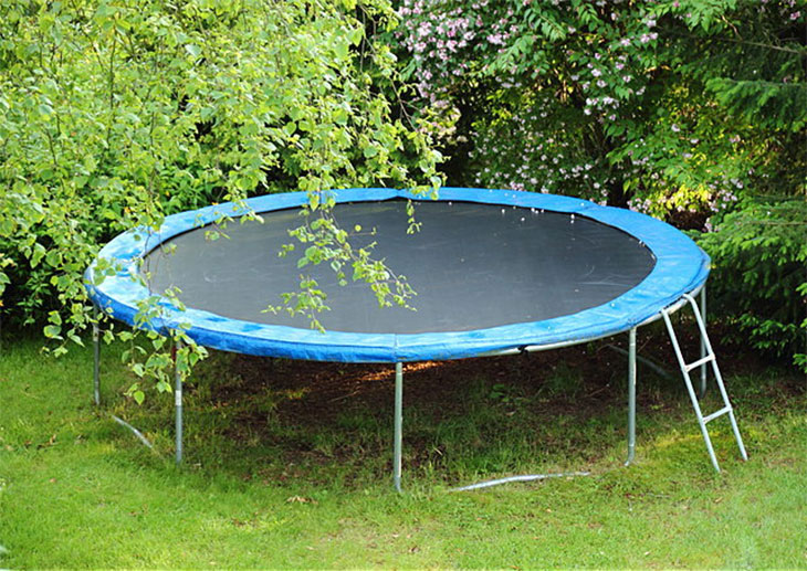 trampoline ladders for sale