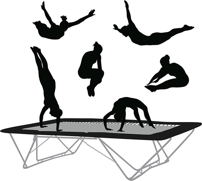 best rectangle trampoline for gymnastics