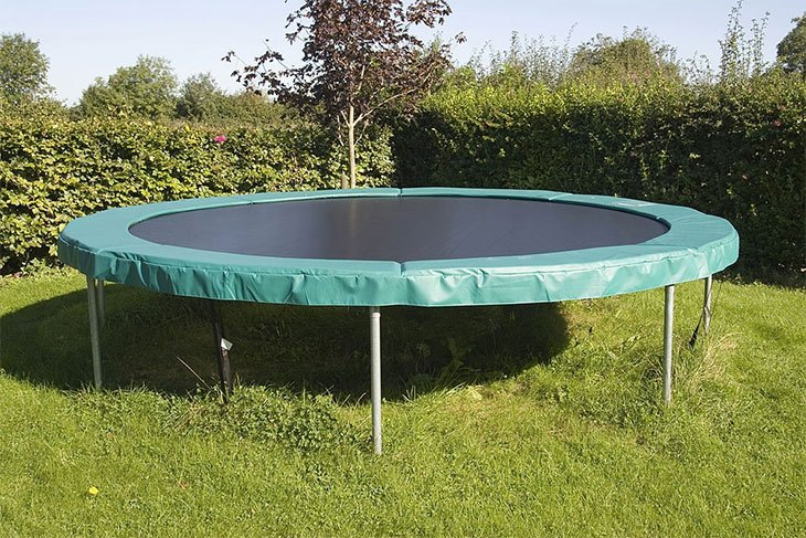 best outdoor trampoline for toddlers