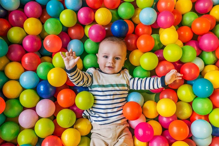 ball pit for toddler boy