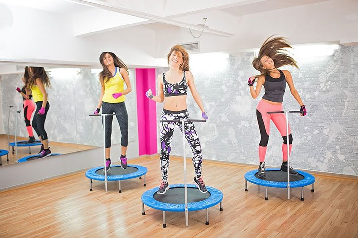 what is the best rebounder trampoline