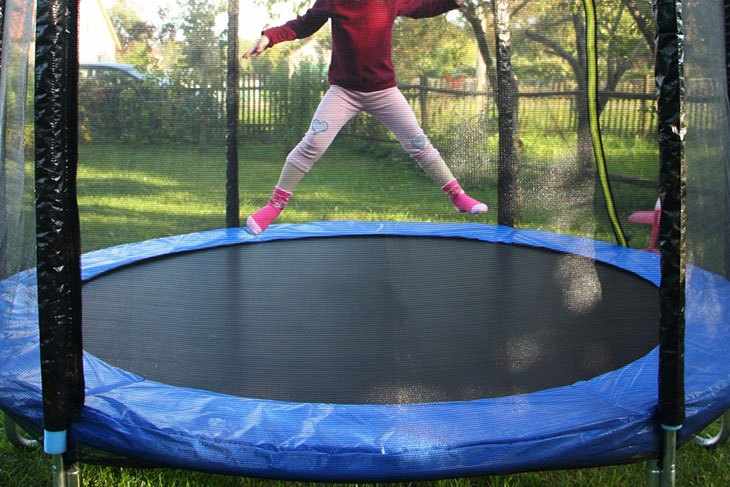 bounce pro my first trampoline reviews